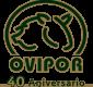 Logo ovipor 40 aniversario